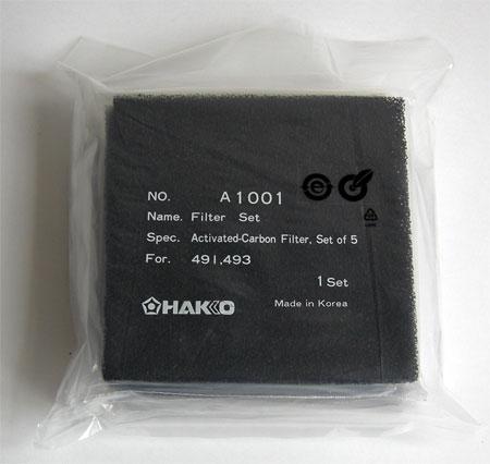 фильтр для Hakko 493