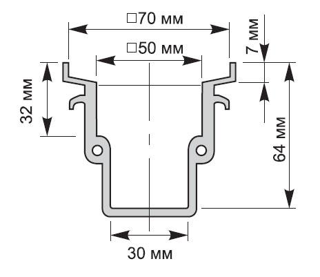 Размеры паяльной ванны для Hakko 96-1