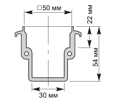 Размеры паяльной ванны для Hakko 96